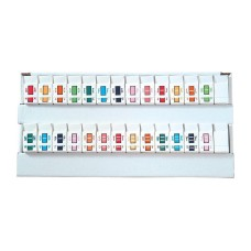 1283-50 | Tab Products 1283 Series Complete Set A-Z 1 x 1-1/4, Includes Organizer Tray