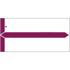 8852 Purple Name Labels, 1-1/2 x 3-1/8, 1,000/pack