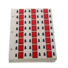 SG3R-RK | Safeguard Ringbook Letters A-Z + Mc Refill Pack (Ringbinder Not Included)