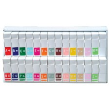 ACC-SET | Smead 67100 Complete Set A-Z Includes Organizer Tray