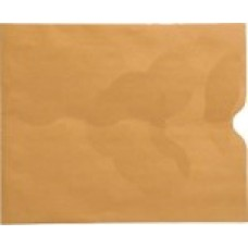 06029 | X-Ray Negative Preservers, Plain Brown Kraft, Side Loading, 500/bx