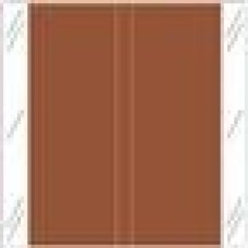 11611-BR | BROWN Solid Tabbies Color Size 1-1/2H x 1-1/2W Laminated 500/Box