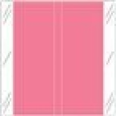 11612-PK | PINK Solid Tabbies Color Size 1-1/2H x 1-1/2W Laminated 500/Box