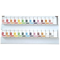 8720-SET   Datafile 8270 Series Complete Set A-Z Includes Organizer Tray