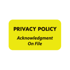 ARD3222 - PRIVACY POLICY - Flourescent Chartreuse/Bk