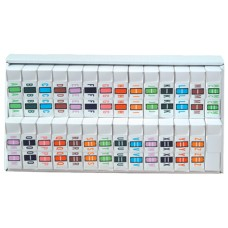 FDA-A-Z-SET | File Doctor Complete Set A-Z + Mc Includes Organizer Tray
