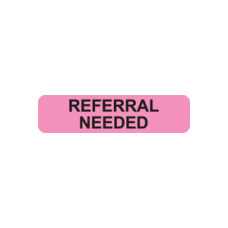 MAP161 - REFERRAL NEEDED - Fluorescent Pink/Bk Print