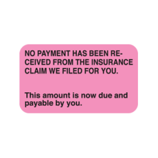 MAP2070 - NO PAYMENT HAS BEEN - Fl Pink with Bk Print