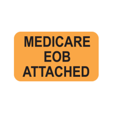 MAP2690 - MEDICARE EOB ATTACHED - Fl Orange/Black