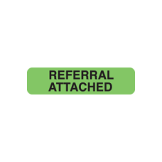 MAP547 - REFERRAL ATTACHED - Fl Green with Black Print