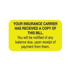 MAP5520 - YOUR INSURANCE - Fl Chartreuse/Black Print