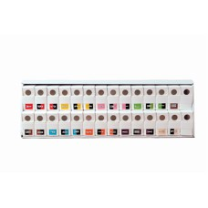 PSF139-SET | Kardex PSF139 Complete Set A-Z Includes Tray