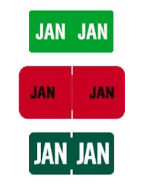 Month Labels