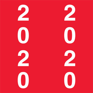 2020 Year Labels